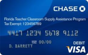 Gov. Scott To Promote Teacher School Supply Debit Cards In S. Fla.